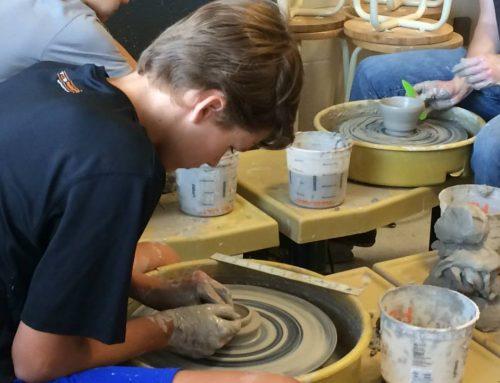 Teen Camp: Ceramics