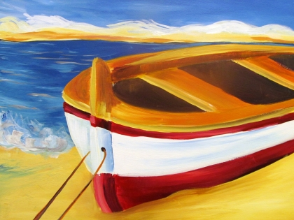 BeachedBoat