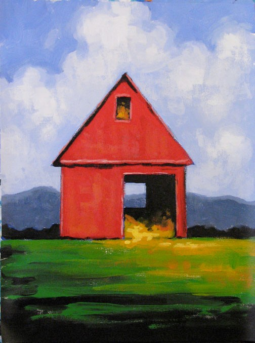 Red Barn Visarts