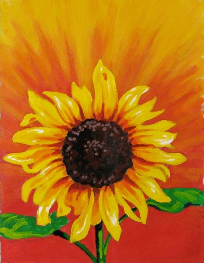 SummerSunflower