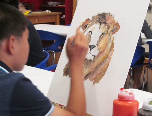 Teen Camp: Painting/Drawing