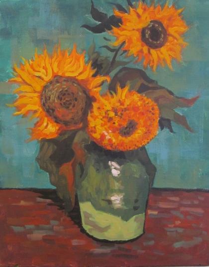 NEWSunflowers