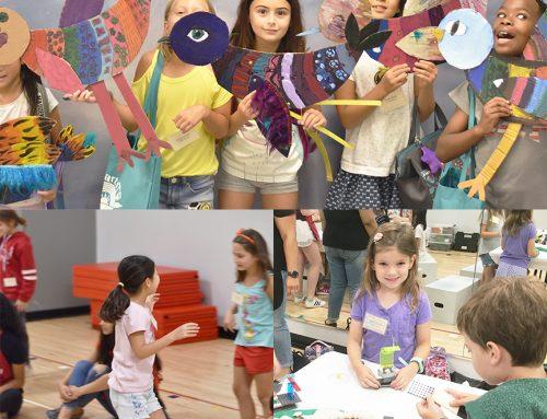 Summer Camp: Arts, Technology & Movement